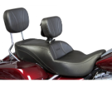 ROAD GLIDE® SLIMLINE 2009-2013 - Ultimate Harley-Davidson® Touring - ONE Piece Motorcycle Seats