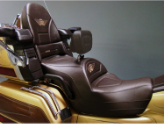 GOLDWING GL 1500 (1988-2000) - Ultimate MIDRIDER Goldwing GL 1500 Motorcycle Seats