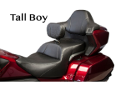 GOLDWING GL 1800 (2018-2019) - Ultimate TALL BOY Honda Goldwing GL 1800 Motorcycle Seats