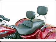 FREEWHEELER™ 2015-Newer - Ultimate Harley-Davidson® Touring - ONE Piece Motorcycle Seats