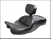 ULTRA CLASSIC®  FLH® 2009-2013 - Ultimate MIDRIDER Harley-Davidson® FLH® Touring - ONE PIECE Motorcycle Seats