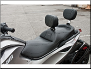 CAN-AM SPYDER ST - Ultimate MIDRIDER Can-Am Spyder ST Motorcycle Seats