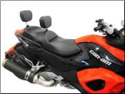 CAN-AM SPYDER GS/RS - Ultimate MIDRIDER Can-Am Spyder GS/RS Motorcycle Seats