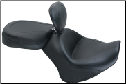 STRYKER - Mustang® Custom Motorcycle Seats