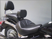 BOULEVARD C50 / VOLUSIA 800 - Ultimate MIDRIDER Suzuki® Boulevard C50 & Volusia 800 Motorcycle Seats