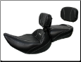 CHIEFTAIN / SPRINGFIELD DARK HORSE - Ultimate MIDRIDER Indian® Chieftain / Springfield Dark Horse Motorcycle Seats