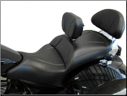 CROSS ROADS / CROSS COUNTRY / HARD BALL - Ultimate Victory® MIDRIDER Motorcycle Seats