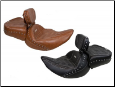 ROADMASTER® - Ultimate REDUCED REACH Indian® Roadmaster® Motorcycle Seats