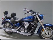 V-STAR 1300 - Ultimate MIDRIDER Yamaha® Motorcycle Seats