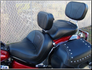 V-STAR 650 CLASSIC - Ultimate LOWRIDER Yamaha® Motorcycle Seats