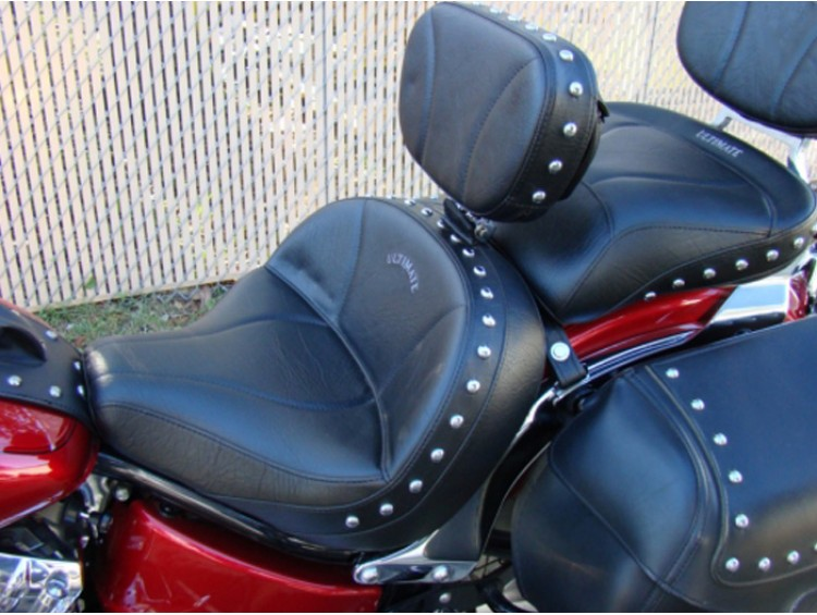 Ultimate Motorcycle Seats >> V Star 650 Classic Ultimate Lowrider Yamaha Motorcycle Seats